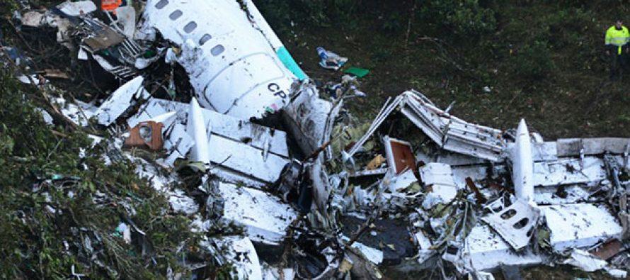 Culpa del piloto y de la aerolínea en la tragedia del avión del Chapecoense