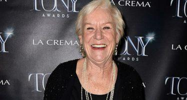 Murió la actriz de series de TV Barbara Tarbuck