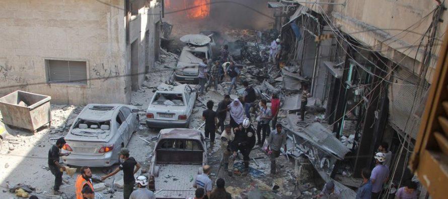 Turquía acuerda con Rusia un plan para declarar alto al fuego en toda Siria