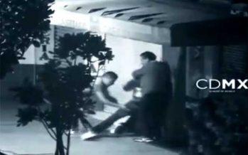 Detienen a tres sujetos que asaltaban con violencia en el Centro Histórico