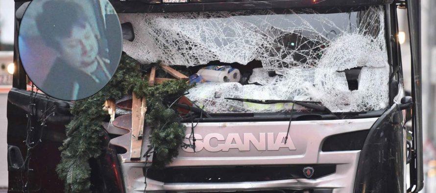 Autor del atentado en Berlín habría jurado lealtad al Estado Islámico