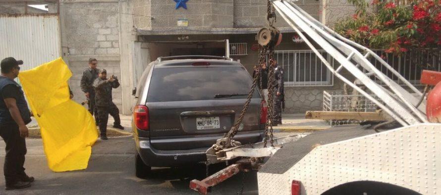 Ubican la camioneta de los agresores de Ana Guevara