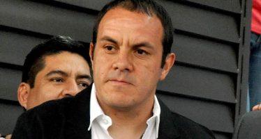 Suprema Corte admite controversia para detener destitución de Cuauhtémoc Blanco