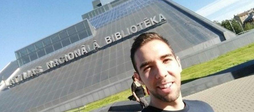 Detienen injustificadamente a estudiante mexicano en Letonia