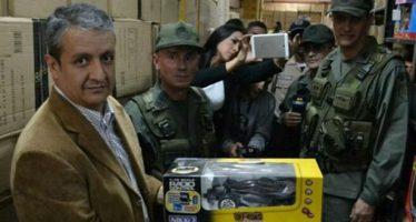 Gobierno venezolano incauta 4 millones de juguetes para sus niños pobres
