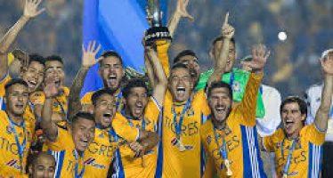 Tigres es campeón del Apertura 2016 al vencer en penales al América