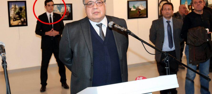 Familiares del asesino del embajador ruso en Turquía quedan liberados