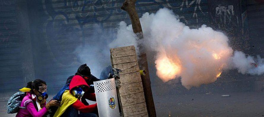 Falta dinero en Venezuela y se producen disturbios y saqueos