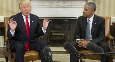 Trump refrenda su apoyo a Israel y acusa a Obama de ponerle obstáculos