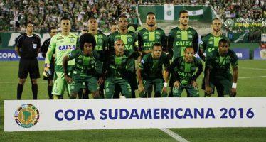 Otorgan al Chapecoense el título de campeón de la Copa Sudamericana