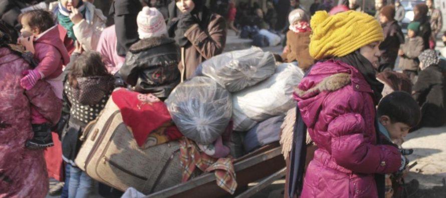 Suspenden la evacuación de civiles y combatientes de Alepo