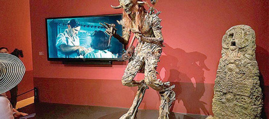 Exposición de seres fantásticos de Guillermo del Toro llegará a México