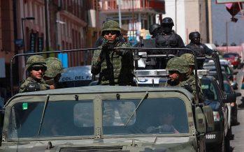 Aprobarán en enero marco legal de las Fuerzas Armadas y seguridad pública