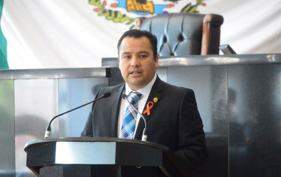 El diputado Jesús Valenciano
