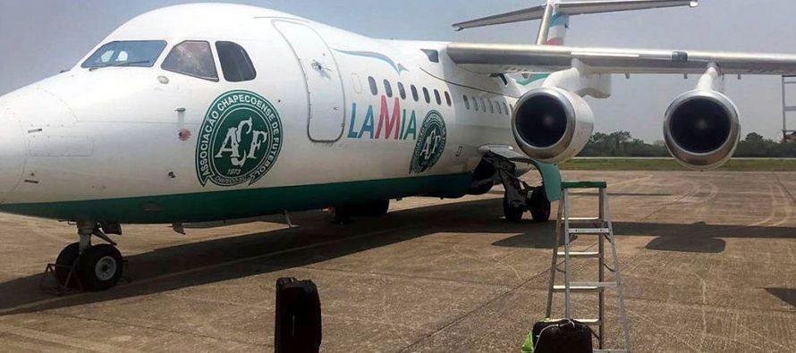 Detienen a director de la aerolínea que transportó al Chapecoense en viaje fatal