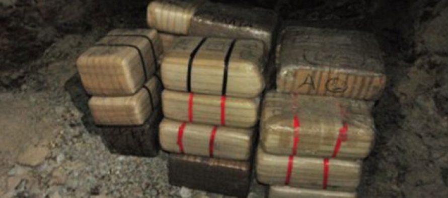 Ejército mexicano asegura en Sonora siete toneladas de mariguana