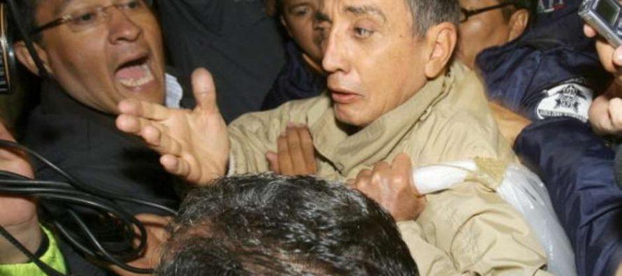 """Deportará EU al ex gobernador Mario Villanueva; """"a la cárcel de nuevo"""", dice en carta"""