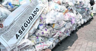 Medicinas pirata son el 60% del mercado en México; impulsan iniciativa para sancionarlas