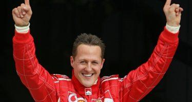 Se cumplen tres años del accidente que puso en coma a Michael Schumacher
