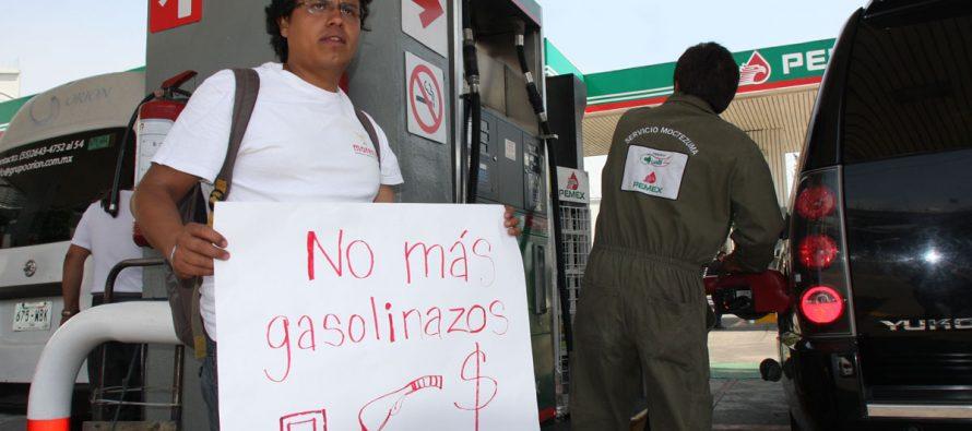 Prevén afectaciones inminentes por alza de gasolina; efecto inflacionario, ven empresarios