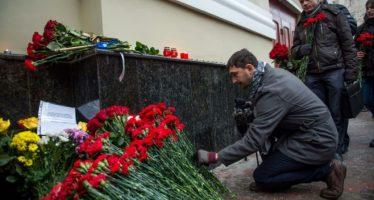 Avión militar ruso con 92 personas a bordo cae al Mar Negro; no hay sobrevivientes
