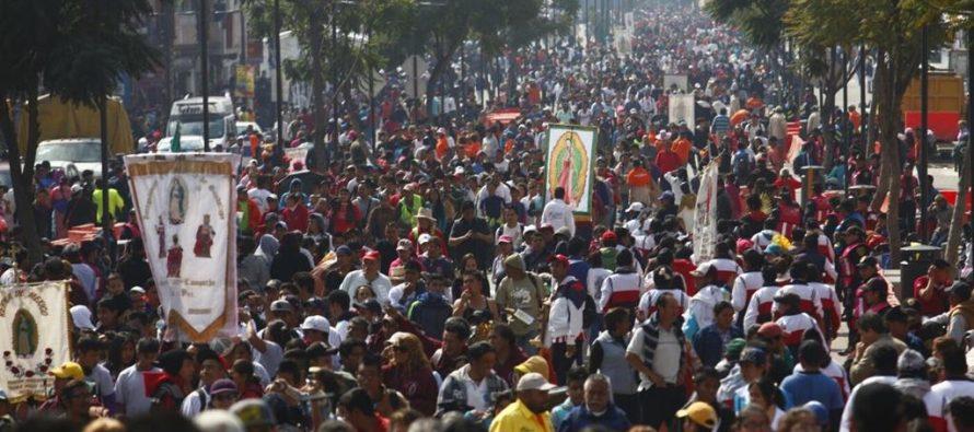 Alistan operativo para seguridad de visitantes a la Basílica de Guadalupe