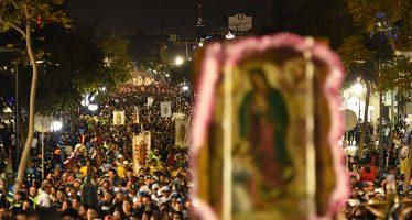 Afluencia para ver a la virgen del Tepeyac rebasa los 6 millones de peregrinos