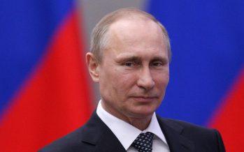 Putin anunció que Rusia no expulsará a ningún diplomático de EU