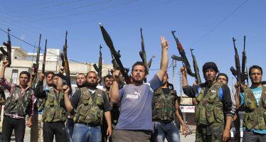 Rebeldes sirios dicen que hay acuerdo de cese al fuego con Rusia