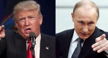 """Trump se reunirá con jefes de inteligencia para revisar """"hackeo"""" ruso"""