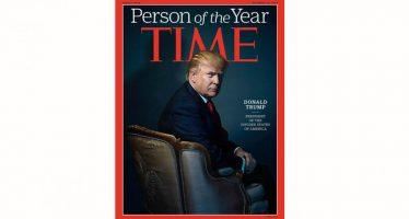 Donald Trump es declarado Persona del Año por la revista Time