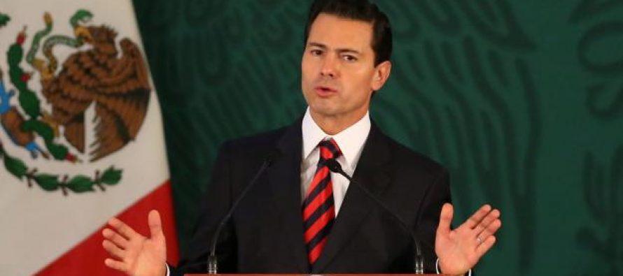 EPN anuncia Plan de Prestaciones Sociales para blindar economía familiar
