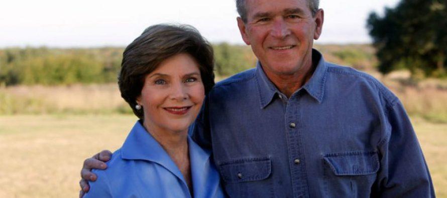 Los ex mandatarios Bill Clinton y George W. Bush asistirán a la investidura de Trump