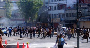 Reabren circulación de Calzada México-Tacuba, tras filmación en área del Metro Normal