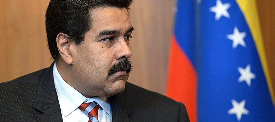 Nicolás Maduro nombra nuevo vicepresidente de Venezuela a Tareck El Aissami