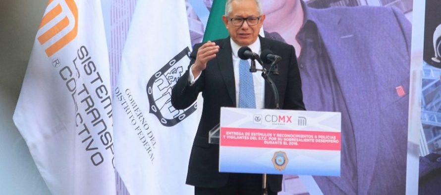 El Metro no aumentará su tarifa, reitera Jorge Gaviño