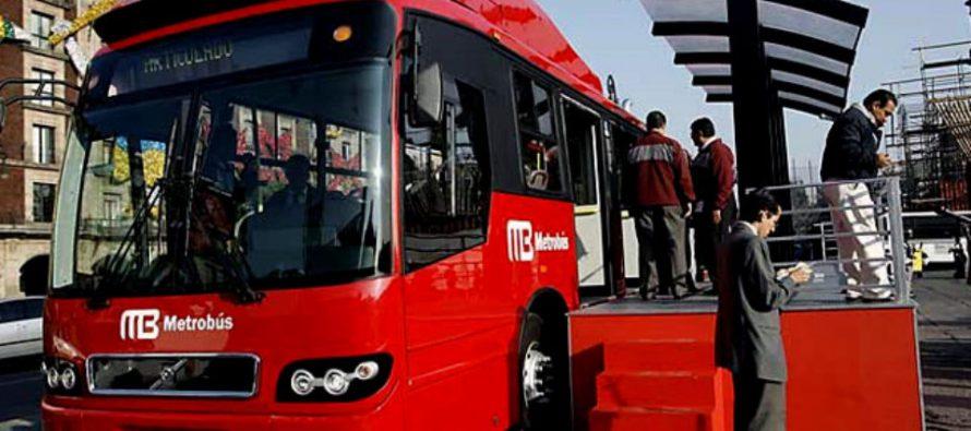 Gobierno de la CDMX analiza incrementar el precio de Metrobús y M1