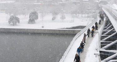 Intensa oleada de frío en Europa causa 82 muertos este fin de semana