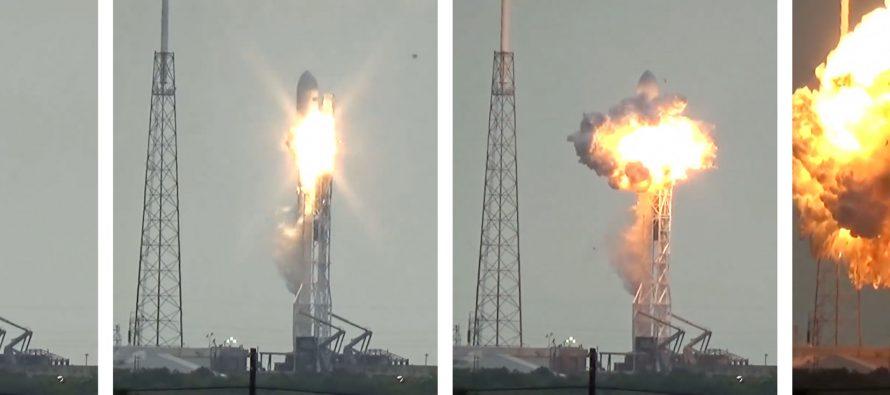 Luego de explosión, Space X lanzará otro cohete Falcon 9 el domingo próximo