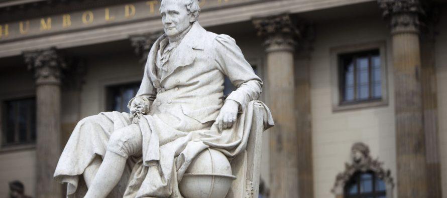 Revaloran la figura de Von Humboldt, que vivió en el Centro Histórico de la CDMX