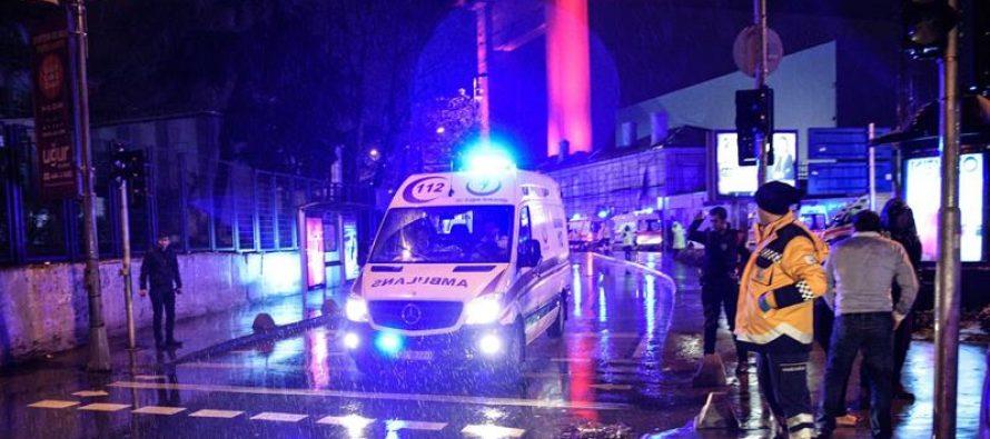 Al menos 39 muertos y 69 heridos en atentado a club nocturno de Turquía