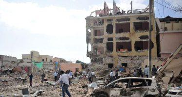Atentado doble en hotel de Somalia causa al menos 15 muertos
