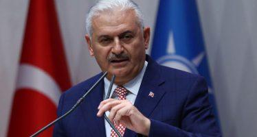 Obama apoya el terrorismo en Siria, acusa primer ministro turco Yildirim