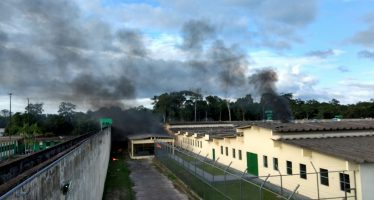 """Mueren 60 en la """"mayor masacre del sistema de prisiones"""" del Amazonas"""