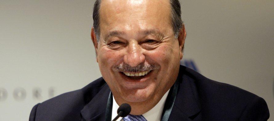 Carlos Slim provoca sin querer caída de acciones del 'The New York Times'