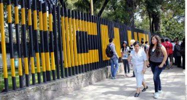 Detienen a estudiante que portaba arma de diábolos en el CCH Vallejo
