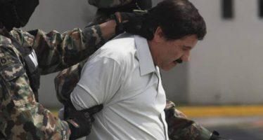 SRE informó que 'El Chapo' Guzmán ha sido extraditado