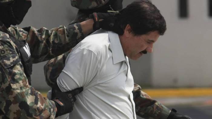 chapo es extraditado