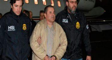 """EU no aplicará la pena de muerte al """"Chapo"""" Guzmán, anuncia la SRE"""