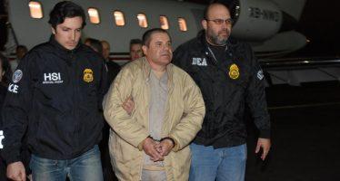 """El 'Chapo' Guzmán está en prisión de Manhattan, """"más severa que la de Guantánamo"""""""